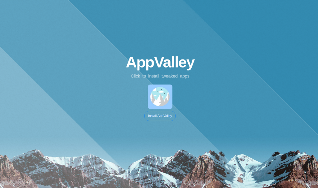 Download AppValley for iPhone/iPad, Android, PC