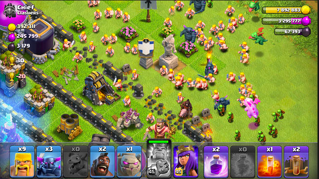 Download Updated Clash of Clans Hack (AppValley) - Unlimited