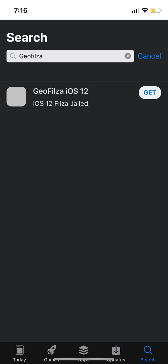 GeoFilza for iOS - AppValley