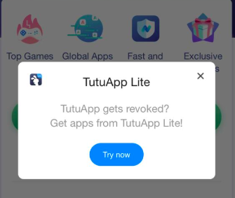 TuTuApp Lite Try Now iOS