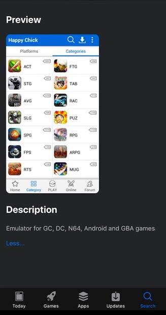 Happy Chick Emulator App