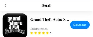 Download Grand Theft San Andreas Hack on iPhone & iPad
