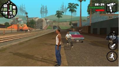 GTA San Andreas Hack iOS