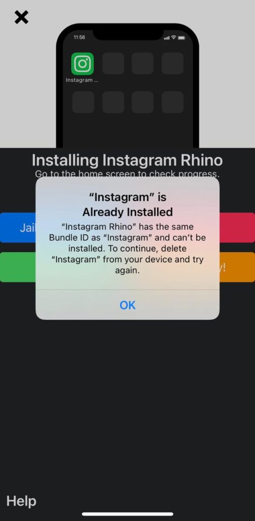 instagram rhino latest download